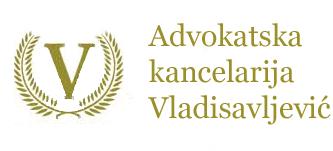 Advokatska kancelarija Vladisavljević logo